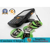 Buy cheap High Frequency 13.56MHz RFID Casino Chips Handheld Asset Tracking Handheld Terminal from wholesalers