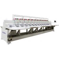 multi-function Flat bed Leather Sequin Embroidery Machine with Cording device Manufactures
