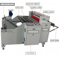 Buy cheap Automatic aluminum foil cutting machine from wholesalers