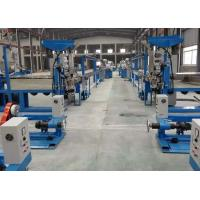 Buy cheap Building Wire Wire Making Equipment , Cable Production Machines 1 Year Warranty product