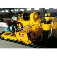 Buy cheap Mountain Area 200M Track Minning Core Drilling Rig Machine 3Mpa Maximum Pressure from wholesalers