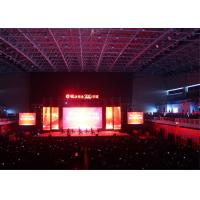 Buy cheap P2 P2.5 P3 led display hire for show / concert , Indoor Full Color LED Display 4mm Pitch from wholesalers