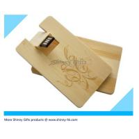 Buy cheap Promo Gifts wood credit card usb Wooden Card from wholesalers