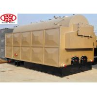 Buy cheap 3000kg/H Wood Pellet Boiler / Wood Chip Boiler For Food Textile Paper Factory from wholesalers
