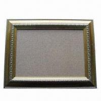 Buy cheap Cork bulletin board with EPS frame product