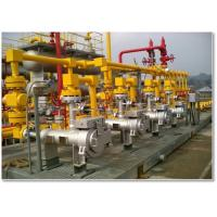 Buy cheap High effiency natural gas and Sand separator Cyclone sand separator from wholesalers