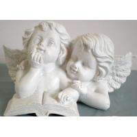 Buy cheap poly resin angels decoration ,polyresin angels statues,garden angels,angels figurines,resin angels g from wholesalers