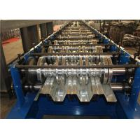 Buy cheap Single Skin Fire Roller Shutter Machine Curved Steel Panel Roll Forming Machine from wholesalers
