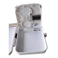 Buy cheap High Impact Plastic Fiber Optic Termination Box 16 Port For FTTH/CATV Networks from wholesalers