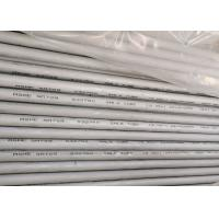 Buy cheap ASTM A789 UNS S31803 Duplex Stainless Steel Tubing Seamless Good Weldability from wholesalers