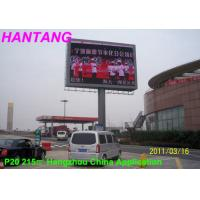 P20 Full Color Operating System Windows 2000 Stadium Outdoor LED Display Manufactures