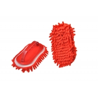 Buy cheap Microfibre Cleaning Pads Cloths Sponge Scourers Microfibre Pads For Steam Mop from wholesalers