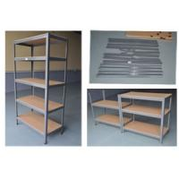 Buy cheap 5-Tier Steel Freestanding Shelving Unit from wholesalers