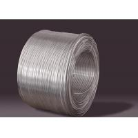 Buy cheap Silver Pancake Refrigerator Replacement Parts Evaporator Aluminum Tubing Coils from wholesalers