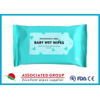 Buy cheap Fragrance Free Natural Baby Wipes No Chemicals Gentle Moisturizing Nourishing Skin from wholesalers