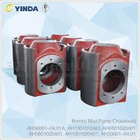 Wholesale Bomco Mud Pump Crosshead AH36001-04.01A AH1301010401 Reciprocating Engines from china suppliers