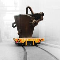 China manufacturer heat resistant steel factory ladle transfer car