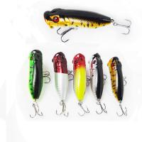 65mm 13g Hot Selling 2016 Fishing Lure Popper Lure Wholesale Hard Bait Fishing Lure Manufactures