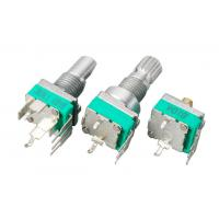 Buy cheap Waterproof Vertical Type Rotary Potentiometer With Metal Shaft R09512NO from wholesalers