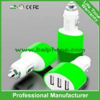 Buy cheap 2015 New Design 5V 6.3A 3USB Car Charger Manufacturers & Factory of Usb Car Charger from wholesalers