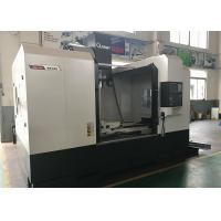 Buy cheap Bed Type Vertical Machine Center , 11kw Spindle Motor CNC Vertical Milling Machine from wholesalers