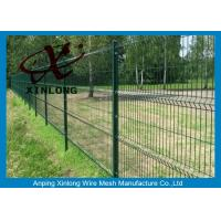 Buy cheap Customized Welded Wire Mesh Fence Panels Curved Wire Mesh 200*50 ISO Listed product