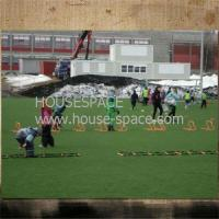 Pre - Made Mobile Office Containers , Modern Steel Structure House Manufactures