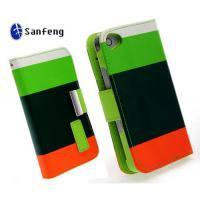 Wholesale Multi-function Wallet Phone Cases For iPhone5 Case Cover With Card Slots from china suppliers