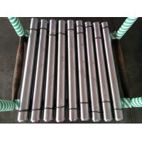 CK45 Pneumatic Piston Rod With Chrome Plating , hollow steel rod for sale