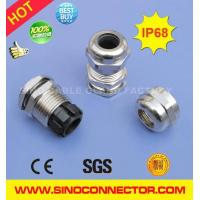 Buy cheap Metal Cable Gland / Nickel-plated Brass Cable Gland from wholesalers
