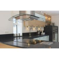 Buy cheap Countertops - Black Impala Granite Countertops For Kitchen Design from wholesalers
