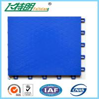 Wholesale Futsal Interlocking Rubber Floor Tiles For Indoor Square Resilient Floor from china suppliers