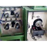 Wholesale 1800 mpm Green Super Fine Wire Drawing Machine , Reliable High Speed Wire Drawing Machine from china suppliers