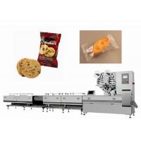 Buy cheap Automation Pillow Type Candy Packaging Machine 304 Stainless Steel Multi - Function from wholesalers