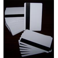 Blank Magnetic Card/Flexible Magnetic Card/Paper Magnetic Card/Blank Magnetic Stripe Cards Manufactures