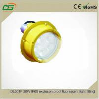 Buy cheap CREE 20W Gas Station IP65 LED Canopy Light 2000lm Aluminum For Football Stadium Lighting from wholesalers