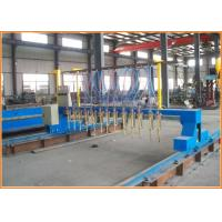 Multi Head Flame Gas Cutting Machine for Cutting Metal Plate Manufactures