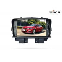 Buy cheap Android 7.1 Chevrolet GPS Navigation Double Din Chevy Cruze Navigation System from wholesalers