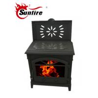 Buy cheap wood burning Cook stove,frying plate,polished stove from wholesalers