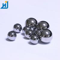 Buy cheap AISI5200 304 Solid Stainless Steel Balls 3mm 4mm 5mm 10mm High Hardness from wholesalers