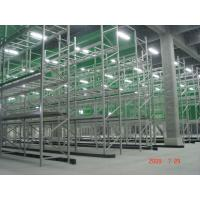 Buy cheap Warehouse VNA Pallet Racking With Powder Coated / Galvanized Surface Treatment from wholesalers