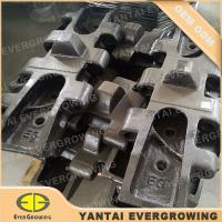 Buy cheap Track Pads for Manitowoc M777 200 Tons Lattice Boom Crawler Cranes In stock from wholesalers