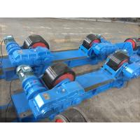 Wholesale Welding Pipe Roller Tank PU Roller  Turning Rolls Bolt-shift Inverter speed from china suppliers