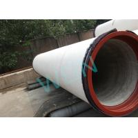 Buy cheap ISO2531 Standard Jacked Pipe Ductile Iron Wear Resistant For Steam Supply from wholesalers