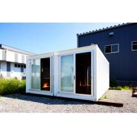 Buy cheap Travel Hotel Portable Container House , Various Types Portable Shipping Containers from wholesalers