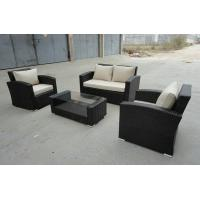 4pcs cheap KD garden sofas