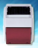 Buy cheap Solar-powered Wireless outdoor solar alarm siren with strobe Light and 110db from wholesalers