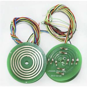 Pancake Slip Ring 5 Circuits Ultra-Thin Design  Separate PCB Multi Circuits Design Manufactures