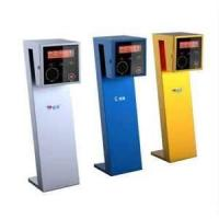 Customized secure parking vehicle / car park management barriers systems with camera Manufactures