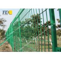 China Light Weight Welded Mesh Fencing Isolation Pier Guardrail Weather Resistance on sale